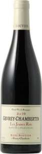 Domaine René Bouvier Gevrey Chambertin Jeunes Rois 2010 Bottle