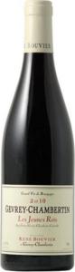 Domaine René Bouvier Gevrey Chambertin Jeunes Rois 2012 Bottle