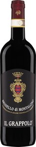 Il Grappolo Brunello Di Montalcino 2010 Bottle