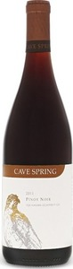 Cave Spring Pinot Noir 2013, Niagara Peninsula Bottle