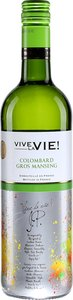 Vive La Vie Colombard Gros Manseng 2014, Vin De France Bottle