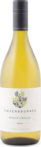 Tiefenbrunner Pinot Grigio 2014, Igt Delle Venezie Bottle