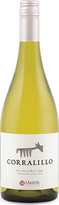 Matetic Corralillo Sauvignon Blanc 2014, San Antonio Valley Bottle