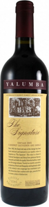Yalumba Cabernet Sauvignon/Shiraz The Signature Judy Argent 2008, Barossa Valley Bottle
