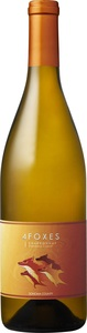 4 Foxes Chardonnay 2013, Sonoma Coast Bottle