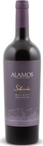 Alamos Selección Malbec 2013, La Consulta, Uco Valley, Mendoza Bottle