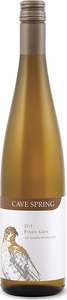 Cave Spring Pinot Gris 2013, VQA Niagara Peninsula Bottle