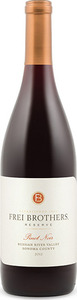 Frei Brothers Reserve Pinot Noir 2012, Russian River Valley, Sonoma County Bottle