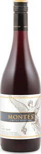 Montes Limited Selection Pinot Noir 2012, Casablanca Valley Bottle