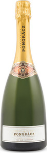 Desiderius Pongrácz Sparkling Pinot Noir/Chardonnay, Méthode Cap Classique, Wo Western Cape, South Africa Bottle
