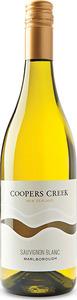 Coopers Creek Sauvignon Blanc 2014, Marlborough, South Island Bottle