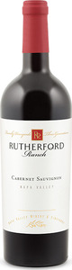 Rutherford Ranch Cabernet Sauvignon 2013, Napa Valley Bottle