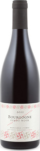 Marchand Tawse Pinot Noir Bourgogne 2012, Ac Bottle