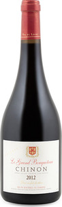 Le Grand Bouqueteau Réserve Chinon 2012, Ac Bottle