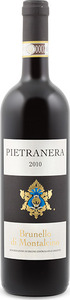 Pietranera Brunello Di Montalcino 2010 Bottle