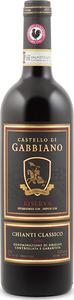 Castello Di Gabbiano Chianti Classico Riserva 2011 Bottle