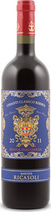 Barone Ricasoli Rocca Guicciarda Chianti Classico Riserva 2011 Bottle
