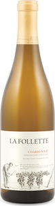 La Follette Sangiacomo Vineyard Chardonnay 2012, Sonoma Coast/Sonoma County Bottle