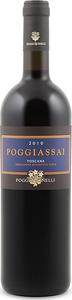 Poggio Bonelli Poggiassai 2010, Igt Toscana Bottle