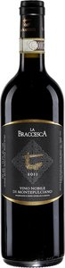 La Braccesca Vino Nobile Di Montepulciano 2011 Bottle