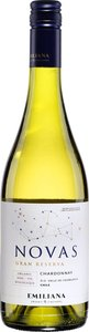 Emiliana Novas Limited Selection Chardonnay 2014, Casablanca Valley Bottle