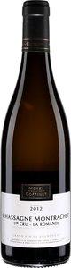 Domaine Morey Coffinet Chassagne Montrachet Premier Cru La Romanée 2012 Bottle