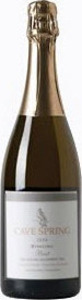 Cave Spring Extra Dry Sparkling Riesling 2010 Bottle