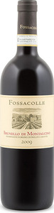 Fossacolle Brunello Di Montalcino 2009, Docg Bottle