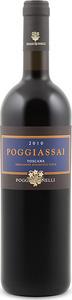 Poggio Bonelli Poggiassai 2007, Igt Toscana Bottle