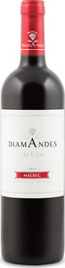 Diamandes De Uco Malbec 2011, Uco Valley Bottle