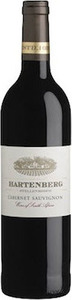 Hartenberg Estate Cabernet Sauvignon 2012 Bottle
