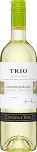 Concha Y Toro Trio Premium Blend Reserva Sauvignon Blanc 2014, Casablanca Valley/Rapel Valley/Limarí Valley Bottle