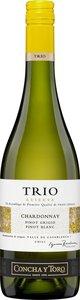 Concha Y Toro Trio Reserva Chardonnay/Pinot Grigio/Pinot Blanc 2013, Casablanca Valley Bottle