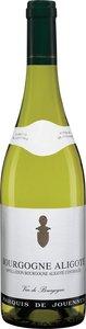 Marquis De Jouennes Bourgogne Aligoté 2014 Bottle