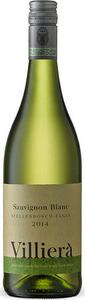 Villiera Sauvignon Blanc 2014 Bottle