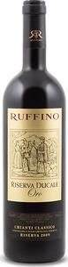 Ruffino Ducale Oro Chianti Classico Riserva 2009, Docg Bottle