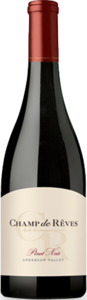 Champ De Rêves Pinot Noir 2012, Anderson Valley, Mendocino County Bottle