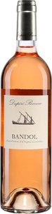 Dupéré Barrera Cuvée India Bandol Rosé 2013 Bottle