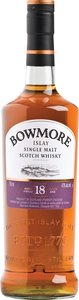 Bowmore 18 Ans Islay Scotch Single Malt Bottle