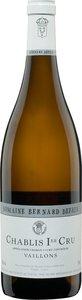 Domaine Bernard Defaix Chablis Premier Cru Vaillons 2013 Bottle