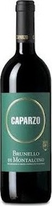 Caparzo Brunello Di Montalcino 2009 Bottle