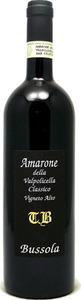 Tommaso Bussola Vigneto Alto Amarone Della Valpolicella Classico 2007 Bottle