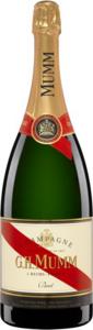 Mumm Cordon Rouge Brut Champagne (3000ml) Bottle