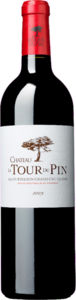Château La Tour Du Pin 2010, Saint émilion Grand Cru Bottle