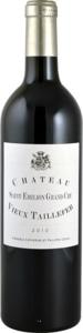 Château Vieux Taillefer Saint Emilion Grand Cru 2009 Bottle