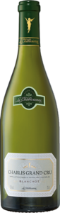 La Chablisienne Chablis Grand Cru Blanchot 2010 Bottle