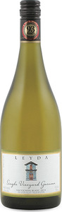 Leyda Single Vineyard Sauvignon Blanc 2014, Garuma Vineyard, Ledya Valley Bottle