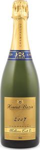 D. Henriet Bazin Carte D'or 1er Cru Brut Champagne 2007, Ac Bottle