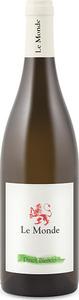 Le Monde Pinot Bianco 2013, Doc Friuli Grave Bottle