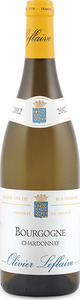 Olivier Leflaive Bourgogne Chardonnay 2012, Ac Bottle